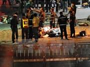 泰国总理和外交部长致电慰问在曼谷爆炸案受伤的越南公民