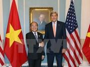 越南国会主席圆满结束访问美国和出席第四次世界议长大会之行