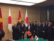 越捷航空公司同日本一流金融银行集团缔结战略合作关系