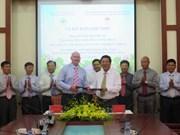 越南与挪威签署克服越南爆炸物污染后果备忘录