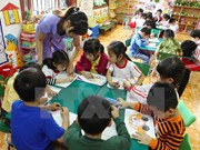 越南举办关于儿童与家庭问题的国际座谈会
