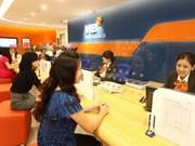 越南国际银行VIB在2015年9月信用评级中稳居榜首