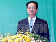 """越南政府总理:""""越南愿同国际社会一道努力,共同维护我们绿色的世界"""""""