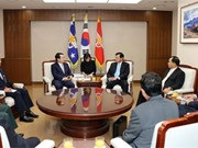 越韩两国加强合作寻找战争中牺牲和失踪军人
