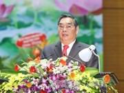 黎鸿英同志:继续提高民运工作的质量增强人民对党的信任