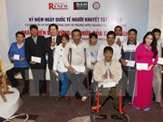 越南成立残疾人国家委员会