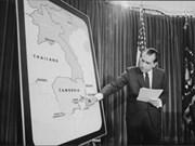 美国总统尼克松关于对越轰炸战役的谎言