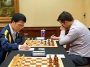 2015年SPICE杯国际象棋锦标赛:黎光廉暂居第三位