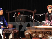河内市制定计划来保护与弘扬筹曲文化价值