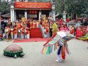 努力恢复与弘扬河内古老民间舞蹈艺术