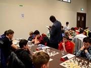 2015年世界青少年国际象棋锦标赛:10名越南棋手获胜