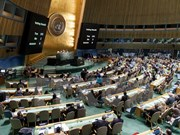 越南欢迎世界各国投票支持联大要求美国终止对古巴制裁的决议