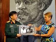 越南和古巴就新闻媒体发展交换经验