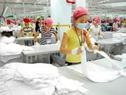 10月份同奈省贸易顺差额达逾10亿美元