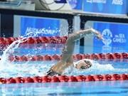 2015年亚洲蹼泳锦标赛:越南蹼泳队夺得3枚金牌