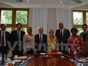 越南与南非加强培训与科研合作