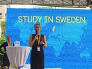 应对气候变化保护国际基金会拟向越南大学生提供100多份赴瑞典读研的奖学金
