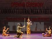 越南柬埔寨文化周在胡志明市开幕