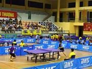 2015年越南全国乒乓球俱乐部锦标赛在清化省正式开幕