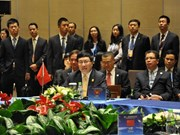 政府副总理兼外长范平明出席湄公河-澜沧江合作首次外长会