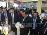 2015年莫斯科越南优质商品展销会开展