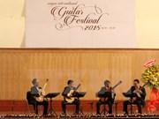 第二届西贡国际古典吉他艺术节亮相胡志明市