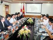 日本德岛县企业代表团赴河南省寻找投资商机