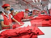 北江省力争实现至2020年出口额达65亿美元的目标