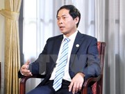 越南副外长裴青山:承办2017年APEC峰会是越南对外工作的重要核心之一