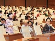 全国选民高度评价国会质询和回答质询活动新形式