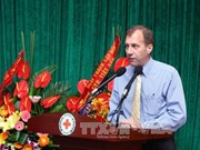 美国协助越南提高灾害风险管理能力
