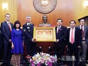 越南与匈牙利分享环境保护及环境突发事件应急工作经验