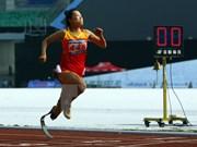 越南派遣130名运动员参加第八届东南亚残运会