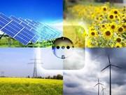 越南政府批准可再生能源发展战略