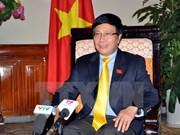 越南政府副总理兼外长范平明:东盟共同体建设进程中的越南烙印