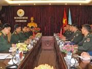 越中加强联合国维和领域的合作