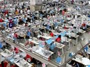 越南2015年纺织品服装出口额可达275亿美元