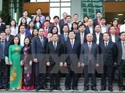 张晋创主席:努力提高越南农民协会的作用