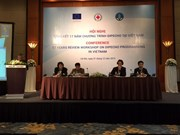 越南预防自然灾害计划有助于提高社会对应对自然灾害的认识