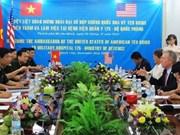 越南与美国加强军医合作