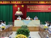 张晋创主席:着力提高九龙江三角洲地区农业质量效益