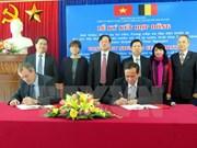 比利时协助越南太原省兴建排水及污水处理系统