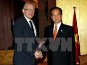 越法把两国战略伙伴关系内涵进一步具体化