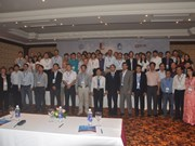 2015年信息技术与传媒国际会议在越南承天顺化市举行