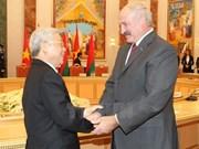 白俄罗斯总统对越南进行国事访问:促进越白传统友谊与多方面合作关系