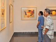2015年越南美术展明天开展
