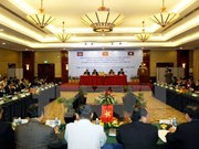 第15届越老柬禁毒合作部长级会议在胡志明市举行