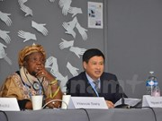COP21后越南继续努力应对全球气候变化