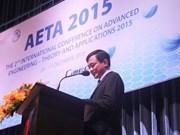 """2015年第二次""""先进技术——理论与应用""""国际会议在胡志明市举行"""