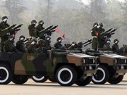 美国希望同缅甸加强军事合作